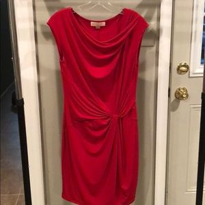 Michael KORS dress - red, knee length, size small